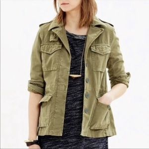Madewell Outbound Utility Jacket size M